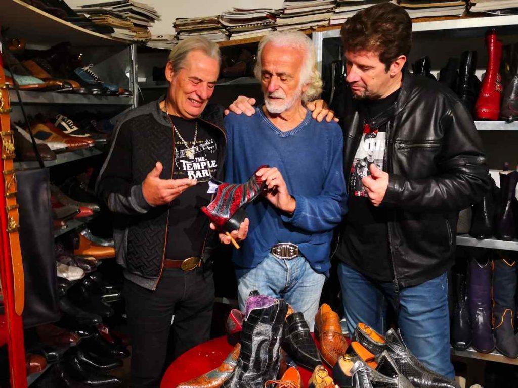 Jacques ANTOINE, Bob et ÉRIKRIS